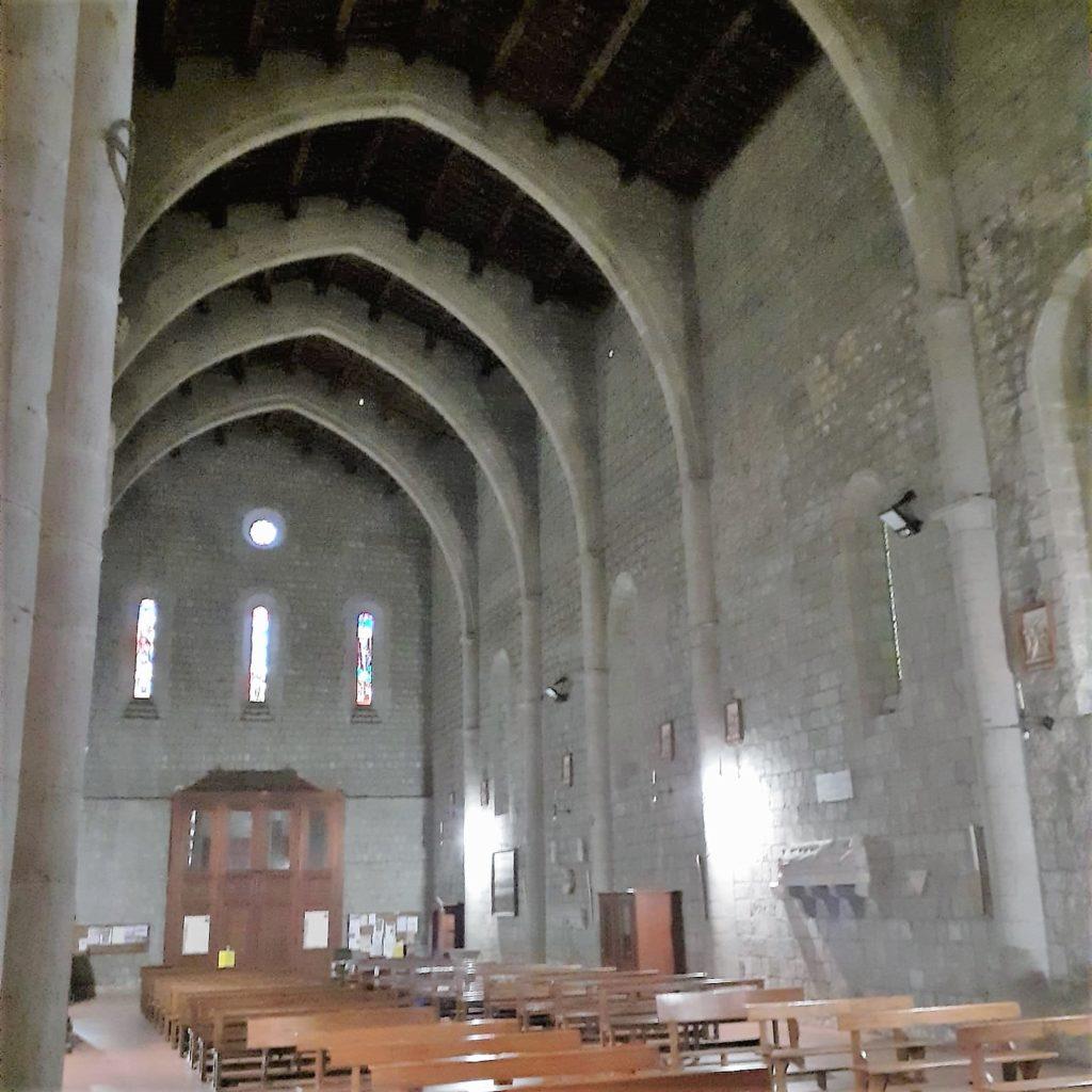 San francesco - l'interno