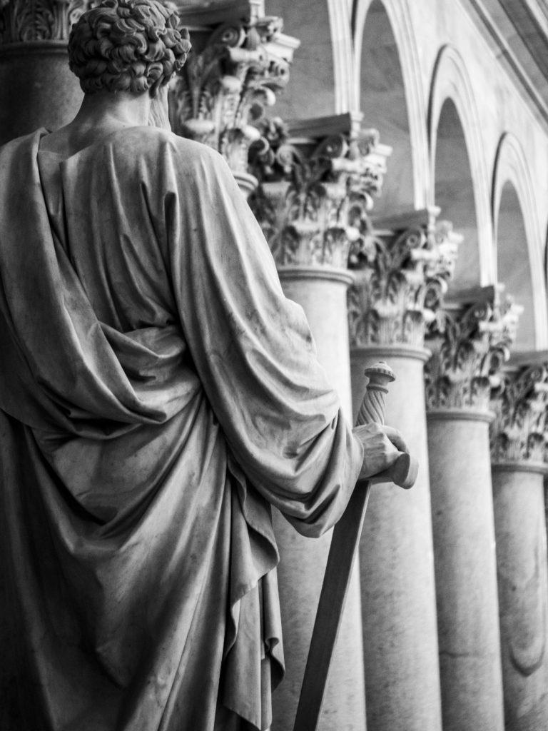 Federico Mancuso - Statue e Colonne