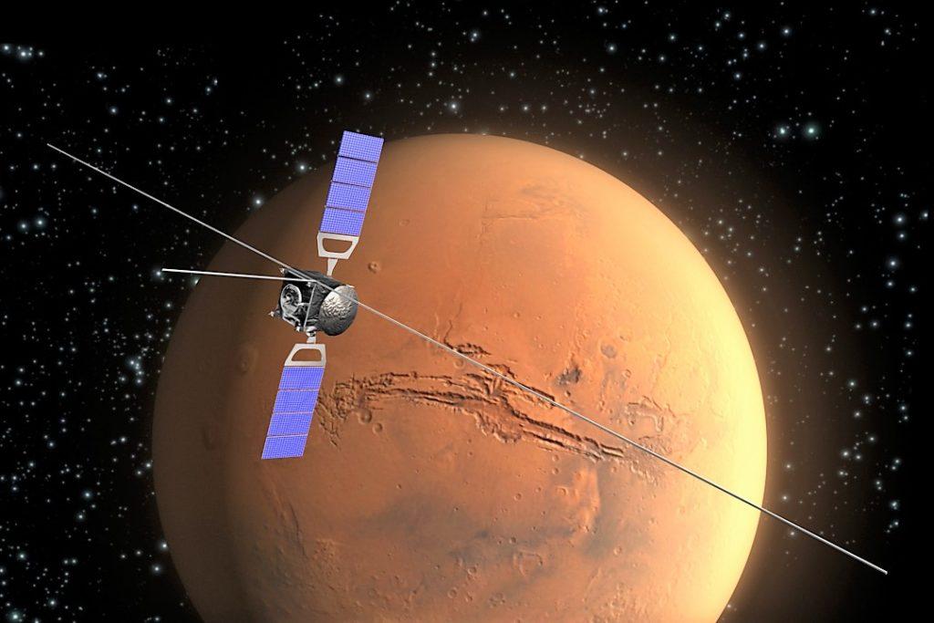 Vita extraterrestre - Sonda Mars