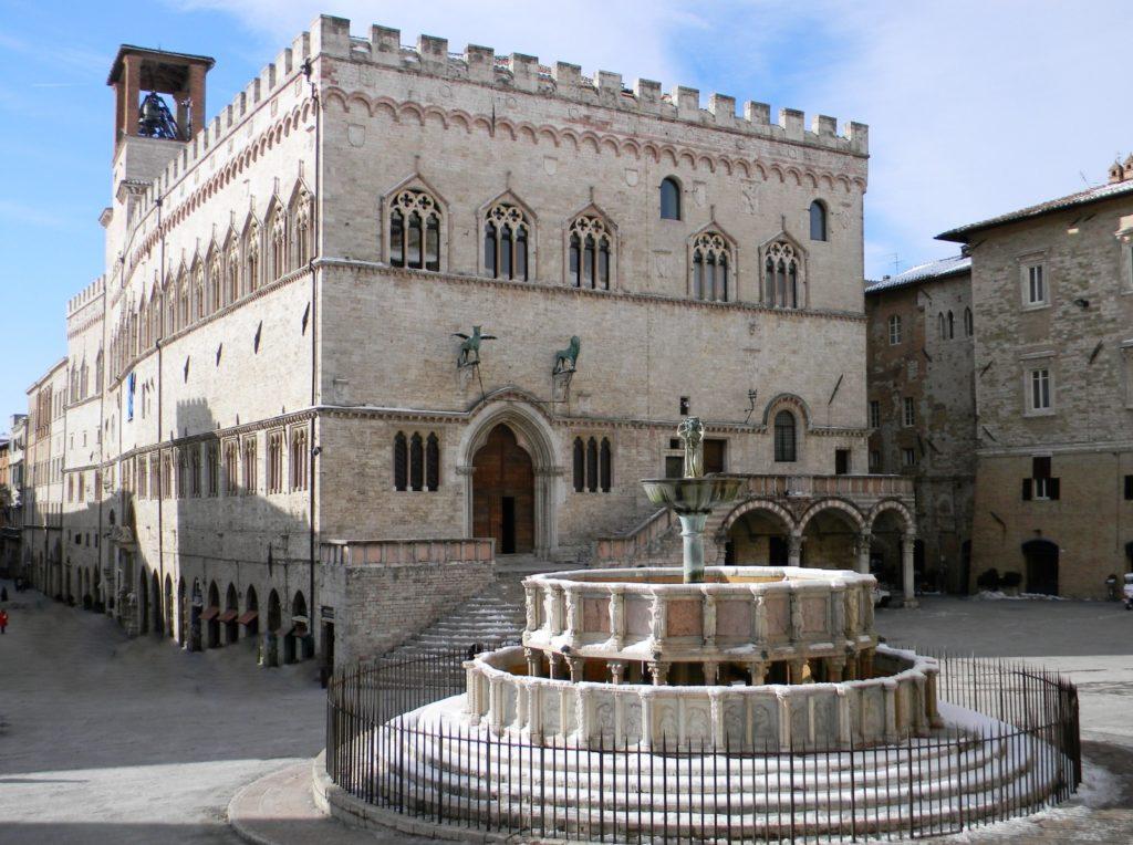 Perugia - Palazzo Priori