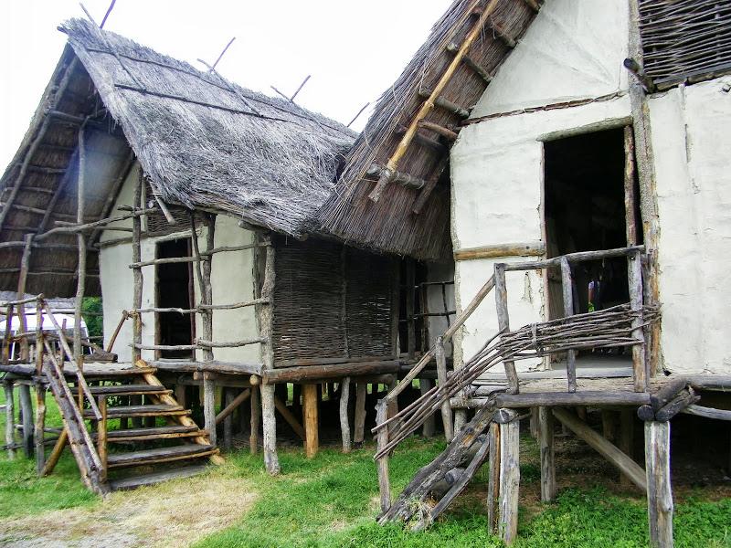 Le Terramare - villaggio ricostruito
