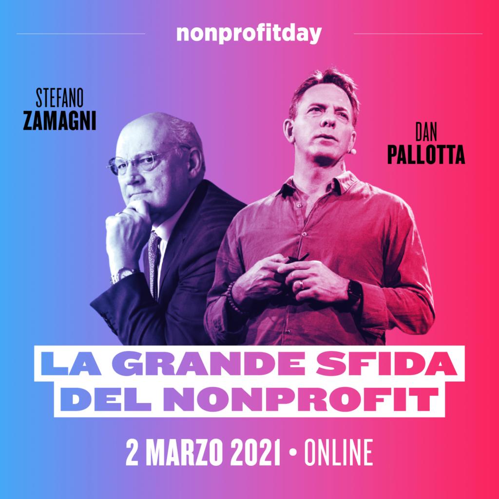 NONPROFIT - Locandina