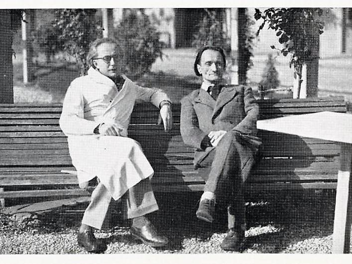 Antonin Artaud - Panchina e clinica