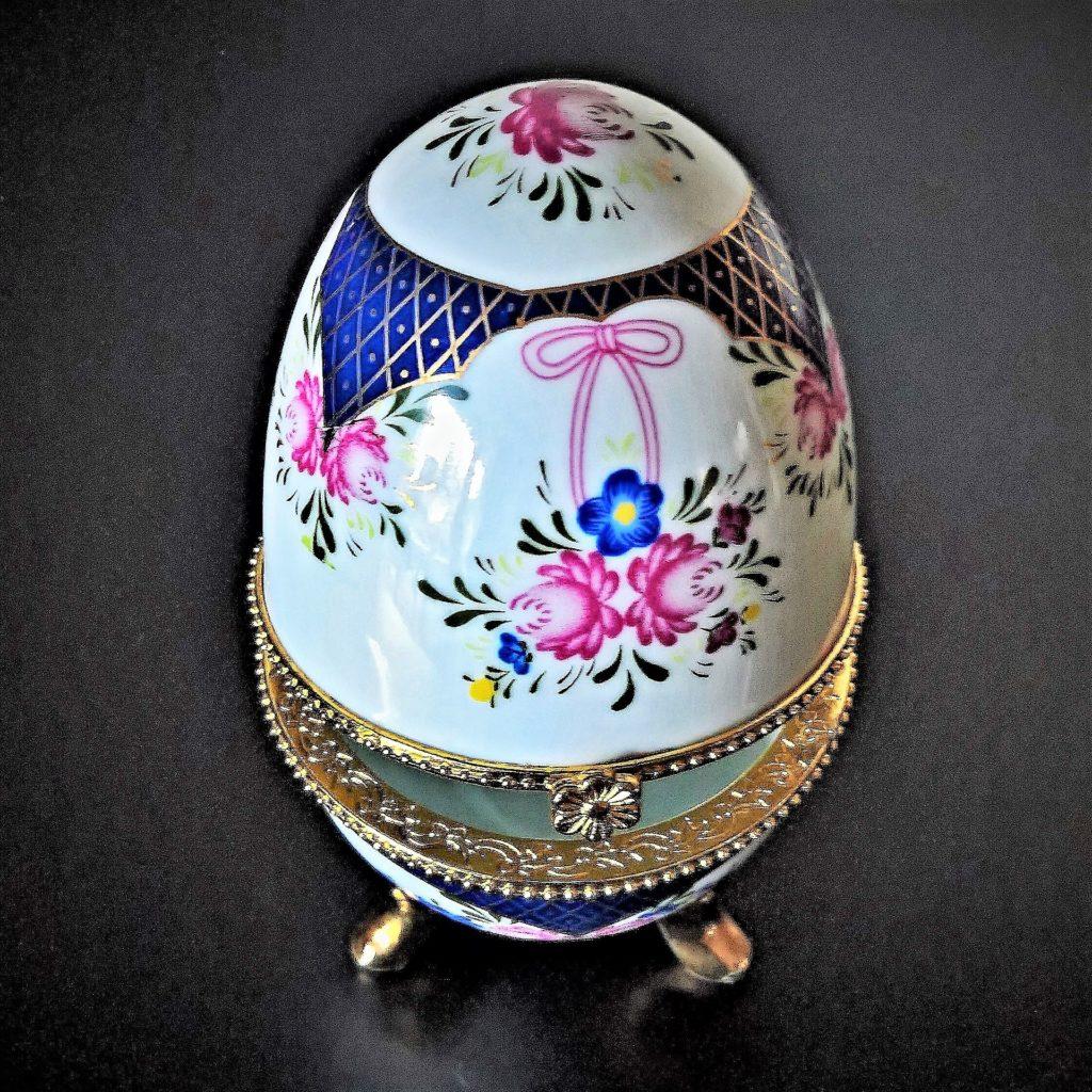 Pasqua - L'uovo di Fabergè