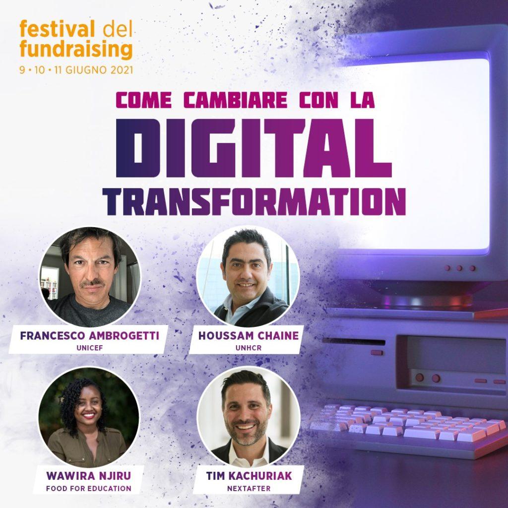 Programma - Digital trasformation