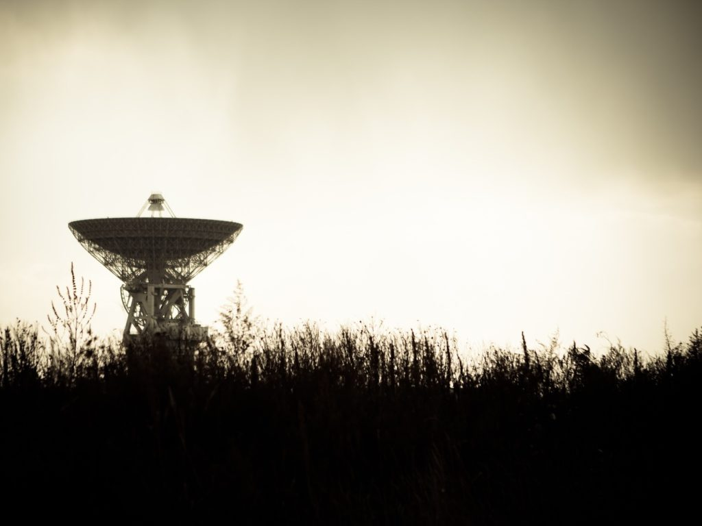 Segnali - radio telscopio