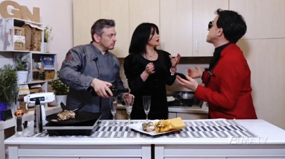 A casa di Gregori - La seconda puntata del 24 luglio