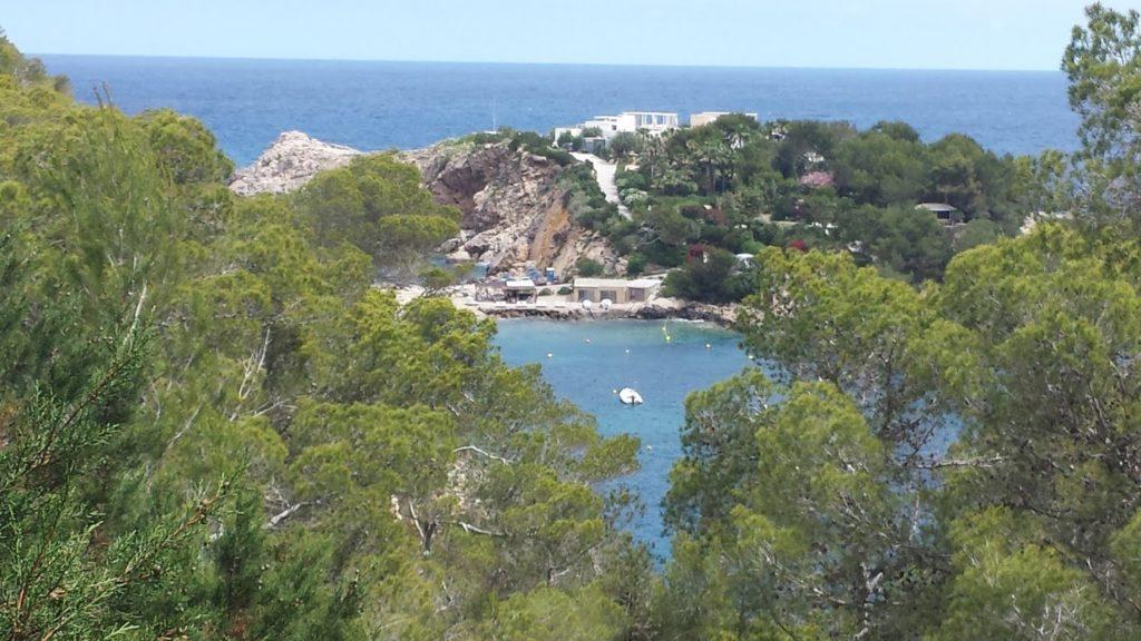 Ibiza - Isola front San Miguel