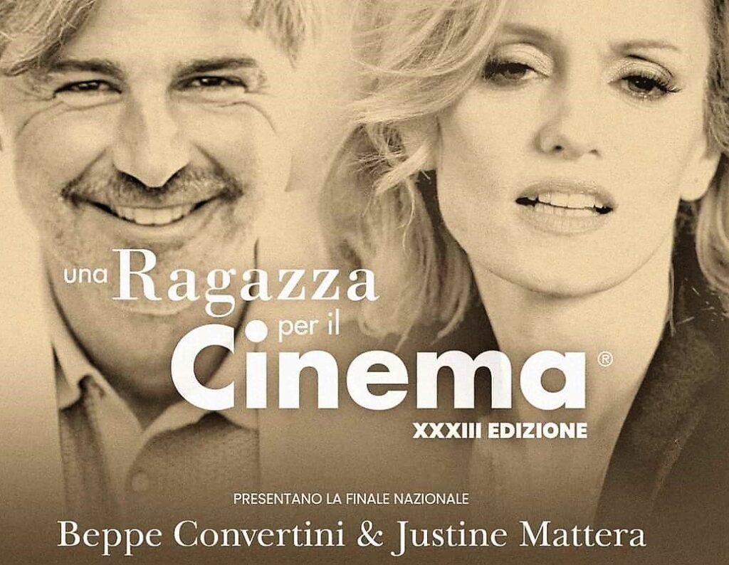 Una Ragazza per il Cinema - I presentatori