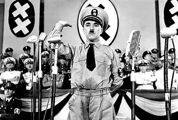Chaplin - Il grande dittatore