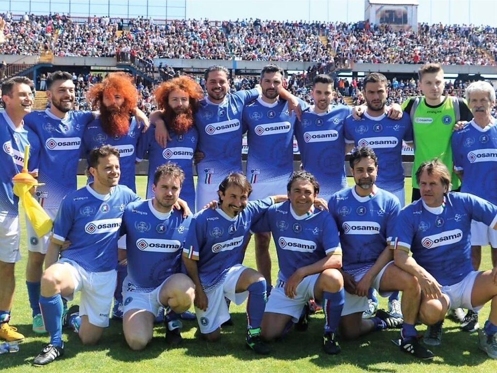 Nazionale Italiana artisti TV - Nazionale