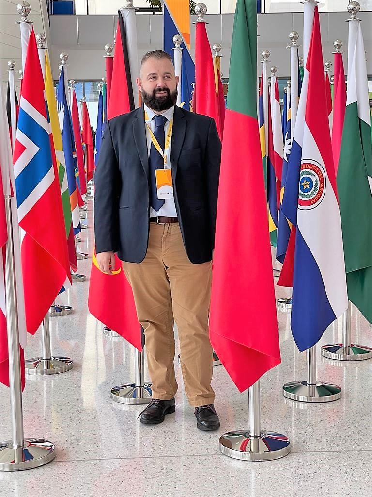 Dubai Expo - Alessandro Mancini